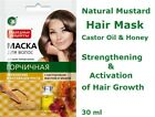Natural HAIR MASKS on a Choice for Recovery, Nutrition and Moistening of Hair
