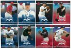 2002 Leaf Rookies and Stars RS Single Cards Base Set Shortprint SP Subset RC 02