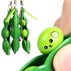 Fun Beans Squeeze Toys Pendants Anti Stress Squeezy Funny Gadgets Phone Strap on eBay
