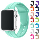 Bracelet Wrist Replacement Band Strap Silicone for Apple Watch 1/2/3 38/42MM C2#