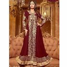 ANARKALI SALWAR KAMEEZ ETHNIC WEDDING SALWAR SUIT INDIAN PAKISTANI PARTY DRESS