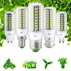 E27/B22/E14/G9/GU10 LED Corn Bulb Light 5730 SMD 7W-30W Lamp AC 220/110V Lights