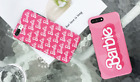 Coque HAY FLAWLESS BABE PINK BARBIE Case Apple Iphone 5 6 7 8 + X