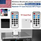 White 30PIN Bluetooth Music Audio Receiver Adapter for Apple iPod Smartphone. US