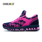 ONEMIX Cushion Running Shoes Women's Breathable Sneakers Pink Comfort Trainers