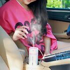 USB Home Office Car Humidifier Air Diffuser Purifier Atomizer W/Night Light USA
