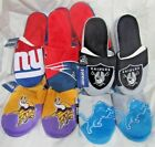 NFL Colorblock Slippers by Forever Collectibles -Select- Size AND Team Below on eBay