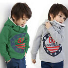 POKEMON GO Kids Chlidren Girls Boys Hoodies Jumper Sweater Tops Pikachu T-Shirts