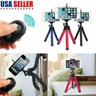 Flexible Smartphone Tripod Bluetooth Remote for iPhone Samsung US STOCK