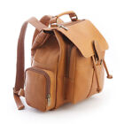 ROYCE Leather Expandable Backpack