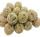 ENERGY BALLS - (x6 - x150) - Bucktons 90g Fatballs vf Wild Bird Suet bp Fat Ball