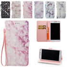 3D Marble Design PU Leather Case Wallet Flip Stand Cover for Samsung Galaxy S5