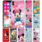 Disney Cartoon Minnie Pattern Phone Case Cover For iPhone Samsung Motorola LG
