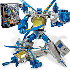 5In1 Alloy Deformation Robot Model Manual Puzzle Educational Toy Kid Child Gift  For Sale