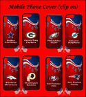 NEW ! AMERICAN FOOTBALL TEAM I PHONE COVER/CASE FITS IPHONE 5, 6, 7, 8, X $6.6 USD on eBay