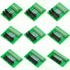 IDC 2.0mm(Pin Pitch) Dual Male Header Breakout Board, Screw Terminal Connector.