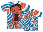 """Betty Boop """"Mod Rings"""" Dye Sublimation T-Shirt or Tank"""