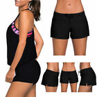 Women Low Wiast Swim Short Plus Size Bikini Bottoms Swimwear Swimsuit Beachwear