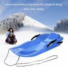Outdoor Sports Plastic Snow Grass Sand Board With Rope For Double People WC $43.62 AUD