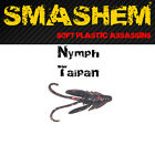 """SMASHEM"" Nymph Soft Plastics. Genuine OZ Seller and Stock EX Melbourne!"