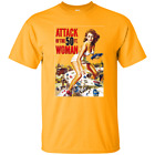 Attack of the 50 FT. Woman, Fifty Foot, Retro 50'S, 1950's, Sci-Fi, Movie, Creat