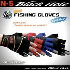 Ns Rods Black Hole Fishing Fighting Gloves 3 Cut