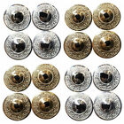 Silver  Gold Toned Belly Dance Dancing Tribal Zills Sagats