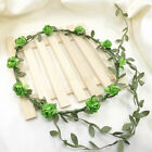 1Pc Forehead Hair Head Band New Bohemian Wreath Flower Crown Wedding Garland