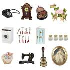 1:12 Dollhouse Miniature Assorted household Accessories Dinning Room Set Decor