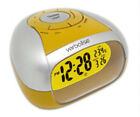 Talking Alarm Clock with Temperature, Lady Voice for the Blind Partially Sighted