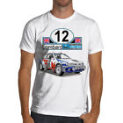 1992 Nissan Sunny Pulsar GTI-R group A Lombard RAC Rally Soft Cotton T-Shirt Jdm