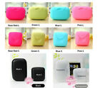 Home Bathroom Shower Travel Hiking Soap Box Dish Plate Holder Case Container th-