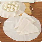 Steam cloth cotton hemp dumpling dessert food kitchen streamer Round non stick