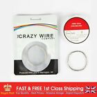 Nichrome (Ni80) Wire Various Gauge 1 Metre Samples by The Crazy Wire Company