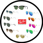 100% AUTHENTIC - DISCOUNTED - RAY BAN AVIATORS RB3025 - CLUMBASTER RB3016