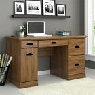 Computer Desk Workstation Table Modern Executive Wood Furniture Office Home NEW!