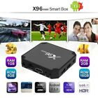 X96 mini 4K Android 7.1.2 TV Box 8Go 16Go 3D S905W Wifi Lecteur Multimédia Q9T1G