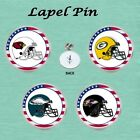 AMERICAN FOOTBALL TEAM LAPEL PIN/BADGE on eBay