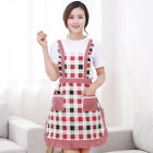 Unisex Waterproof Kitchen Apron Chefs Butcher Cooking Baking BBQ Catering Waiter