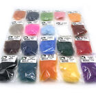 UV ICE DUB - Fly Tying Dubbing Material Sparkle by Hareline - 21 Colors NEW!