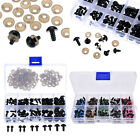 Kyпить 100X Plastic Safety Eyes Toys for Teddy Bear Doll Animal Making Craft DIY Screws на еВаy.соm