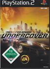 Need for Speed: Undercover  (PS2)