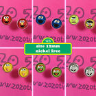 Sesame Street Stud Earrings