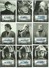 2018 Topps Star Wars A New Hope Black & White Auto Autograph Card - YOU PICK $11.95 USD on eBay