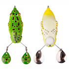 Savage Gear 3D Spin Kick Frog Green