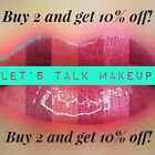 LIPSENSE *1.2ml SAMPLE SIZE* 10% off purchase of 2 or more