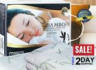 bed bug protector mattress - Bamboo Mattress Protector All Sizes Cover Bed Bug Dust Mites Waterproof Soft Pad