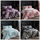 Lions Luxury Quilt Duvet Cover with Pillow Cases Pair Bedding Set Poly-Cotton