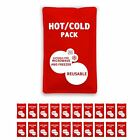 Luxury Reusable Hot Cold Pack Gel Ice Heat First Pad Aid Pain Relief Rehab