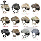 EMERSON Tacitcal FAST Helmet Military Hunting Airsoft Headwear Paintball Wargame
